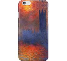 Parliament - Monet iPhone Case/Skin