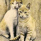 Alley Cats by Diane Johnson-Mosley
