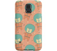 Bearly There in Dreamsickle  Samsung Galaxy Case/Skin