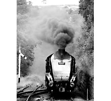 The Train Photographic Print