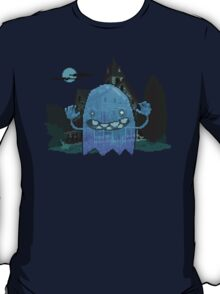 Pixel Ghost T-Shirt
