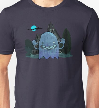 Pixel Ghost Unisex T-Shirt