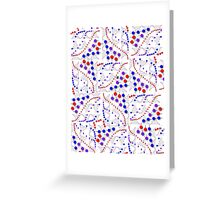 """Binomial Poisson Cumulative""© Greeting Card"