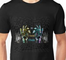 """""""Hand Made by AI""""© Unisex T-Shirt"""