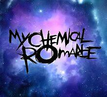My Chemical Romance Spiral Notebook by MCRAnna1221
