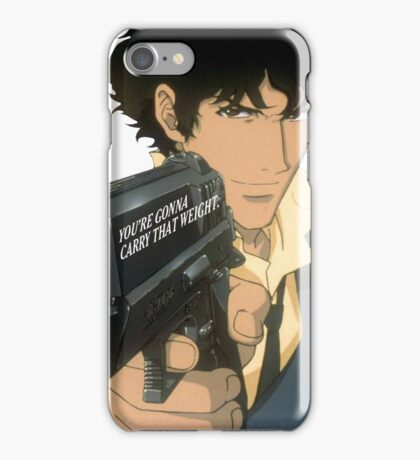 Carry That Weight iPhone Case/Skin