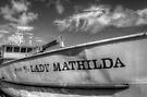 """Lady Mathilda"" docked at Potter's Cay - Nassau, The Bahamas by Jeremy Lavender Photography"