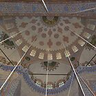 The Blue Mosque Istanbul (Internal) by inglesina