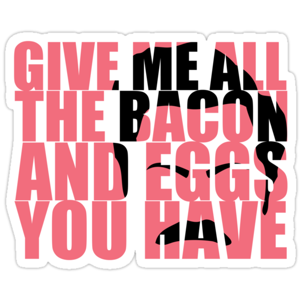 Bacon and Eggs by Shaun Beresford