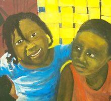 Rita and William by Debbie Douglass