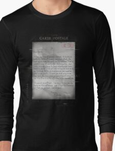 Dear Edith Crawley Long Sleeve T-Shirt