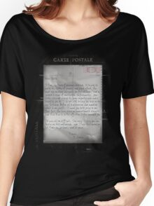 Dear Edith Crawley Women's Relaxed Fit T-Shirt