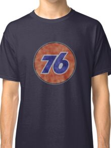 76 Gas Station retro logo Classic T-Shirt