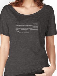 DW theme Women's Relaxed Fit T-Shirt