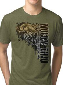 Muay Thai Tri-blend T-Shirt