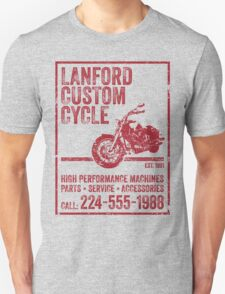 Lanford Custom Cycle T-Shirt