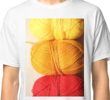 Balls of Wool Graphic Shirt Classic T-Shirt