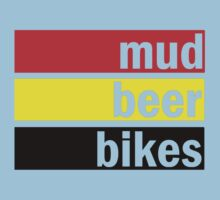 Mud, beer and bikes by fludvd