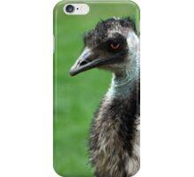 Wally the Emu iPhone Case/Skin