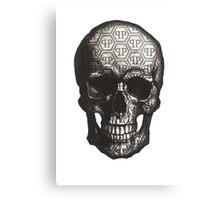 Famous Skull Canvas Print