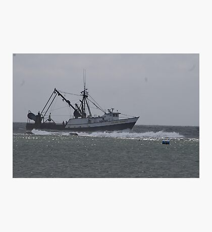 Into Safe Harbor Photographic Print