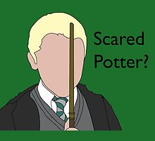 Scared Potter? by Danielle Vanderwerf