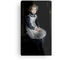 Lonely Child Metal Print