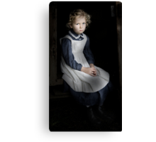Lonely Child Canvas Print