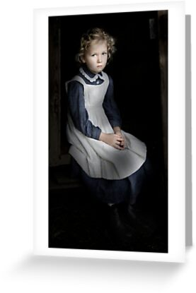 Lonely Child by Patricia Jacobs CPAGB LRPS BPE3