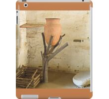 The Earthenware Jar iPad Case/Skin