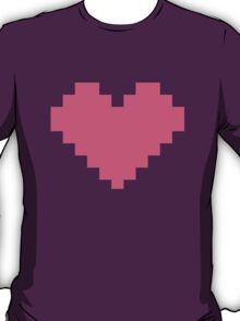 8bit Heartbeat T-Shirt