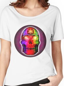Karnevil Bonez Women's Relaxed Fit T-Shirt