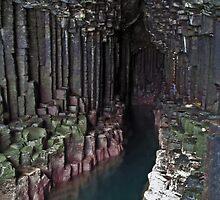 Fingal's Cave by WatscapePhoto