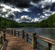 Cherokee Lake by Greg and Chrystal Mimbs