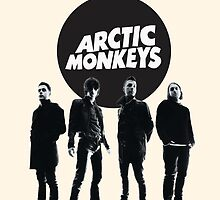 Arctic Monkeys  by haigemma