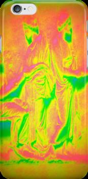 Eva iPhone Case by Fara