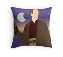 Captain Malcolm Reynolds  Throw Pillow