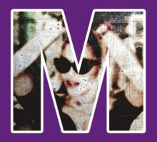 M for Madonna by eleni dreamel