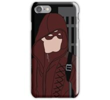 Colton Haynes as Red Arrow iPhone Case/Skin