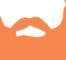 Real Irishmen Have Beards Sticker