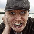 Hat Chet Face Blend by GolemAura