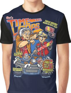 Time Loops Graphic T-Shirt