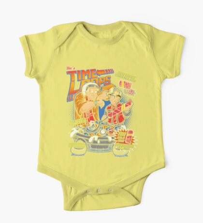 Time Loops One Piece - Short Sleeve