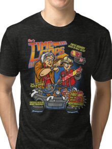 Time Loops Tri-blend T-Shirt