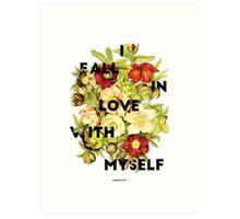 I Fall In Love, 2015 Art Print