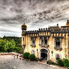 The Pena National Palace, Sintra - Portugal I  by NSantos