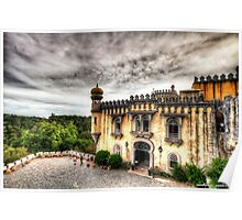The Pena National Palace, Sintra - Portugal I  Poster