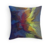 Autumns Ebb and Flow... Throw Pillow
