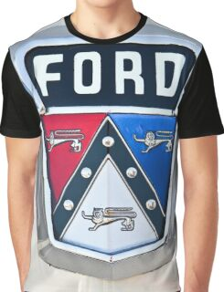 Ford Graphic Shirt 2 Graphic T-Shirt