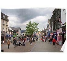 Keswick,England Poster